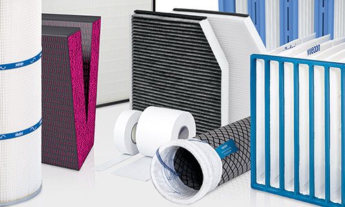 Viledon® and MicronAir® filters for air and liquid filtration