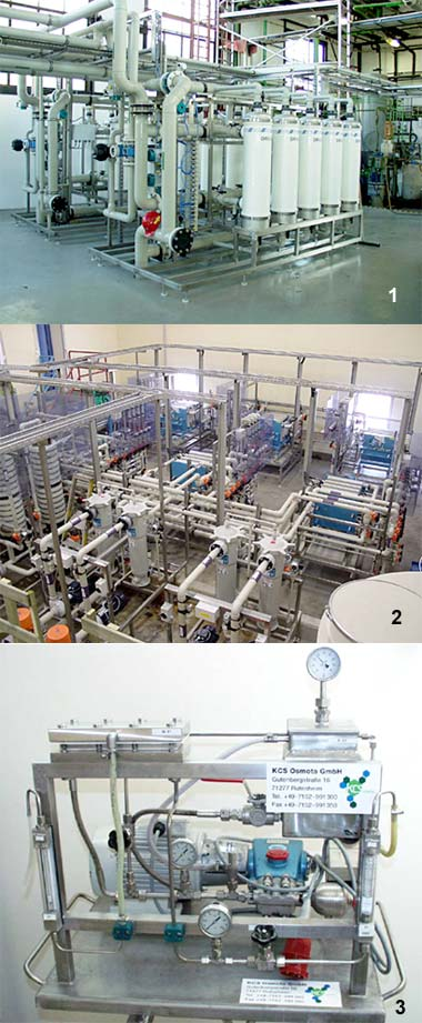 Osmo Membrane Systems Gmbh Filtraguide